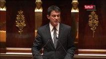 Loi travail : Face à « une alliance des conservatismes » Valls se passe du vote et préfère le 49.3