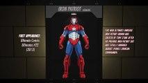 Iron Man - Iron Patriot, Superior Iron Man - Todos los trajes Pt5