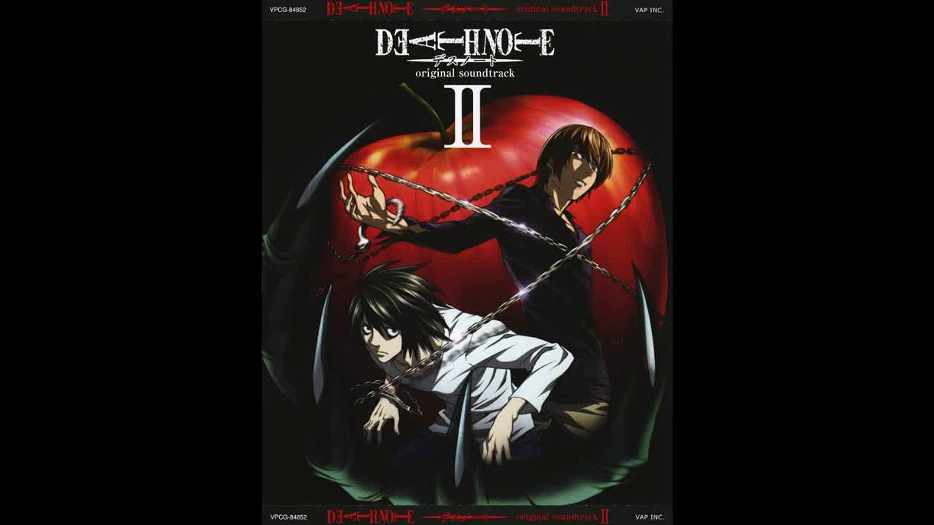 Death Note Original Soundtrack 2 - 15. Senritsu B