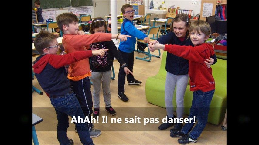 """Ecole de Wingen """"Mieux vivre ensemble"""" 2016"""