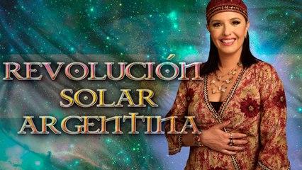 Revolución Solar, Bicentenario argentino por Jimena La Torre