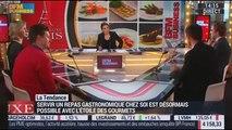 La tendance shopping: La plateforme Smart Food Paris révèlera le 7 juillet sa première promotion - 05/07