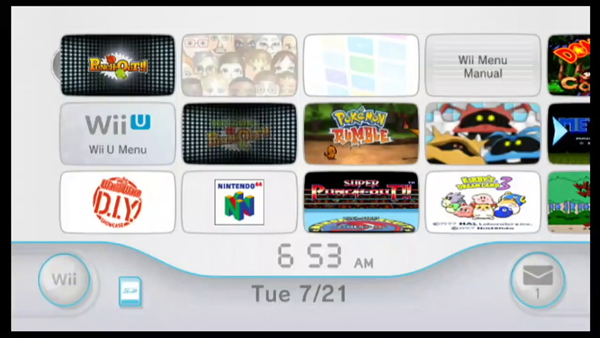 Wii Menu Theme Download