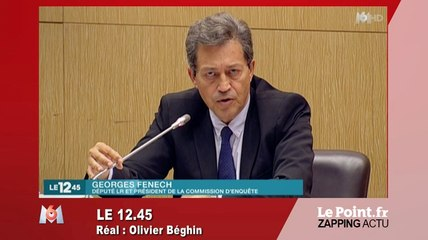 """""""Nos soldats ont des chaussures de plomb"""", estime Georges Fenech - Zapping du 5 juillet"""