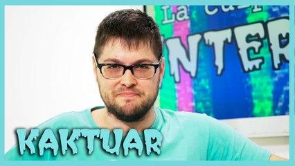 Kaktuar - No me cortéis las alas - La culpa es de Internet