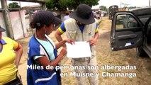 Ecuador Listo y Solidario - Esmeraldas Abril 22