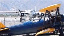 B-25 Flower Drop Palm Springs Air Museum Memorial Day 2016