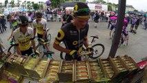Onboard camera / Caméra embarquée - Étape 4  - Tour de France 2016