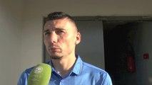 Après HAC - Chambly (2-1), réaction de Mathieu Duhamel