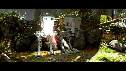 LEGO Star Wars - Bataille de blaster de LEGO Star Wars : Le Réveil de la Force
