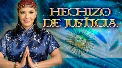 Hechizo de la justicia por Jimena La Torre