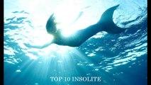 TOP 10 Enfants nées avec des queue de Sirène ! INCROYABLES Bébés moitié humains moitié sirène !!!