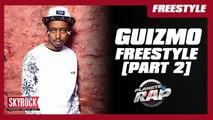 Gros freestyle de Guizmo dans Planète Rap [Part. 2]