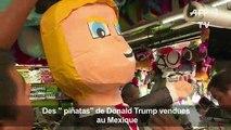 Des » piñatas» de Donald Trump vendues au Mexique