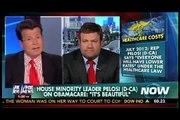 "Fox News - Cavuto - May 27, 2014 - Pelosi Calls Obamacare ""Beautiful"""