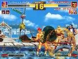 KOF 95 king of fighters combos neo geo