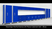 Organize Garages with NewAge Garage Cabinets from GarageCabinetsOnline.com for Extra Space