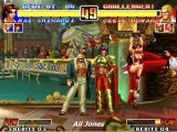 king of fighters KOF 96 neo geo bug