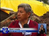 Quito - ECU911 atendió 10 emergencias por lluvias