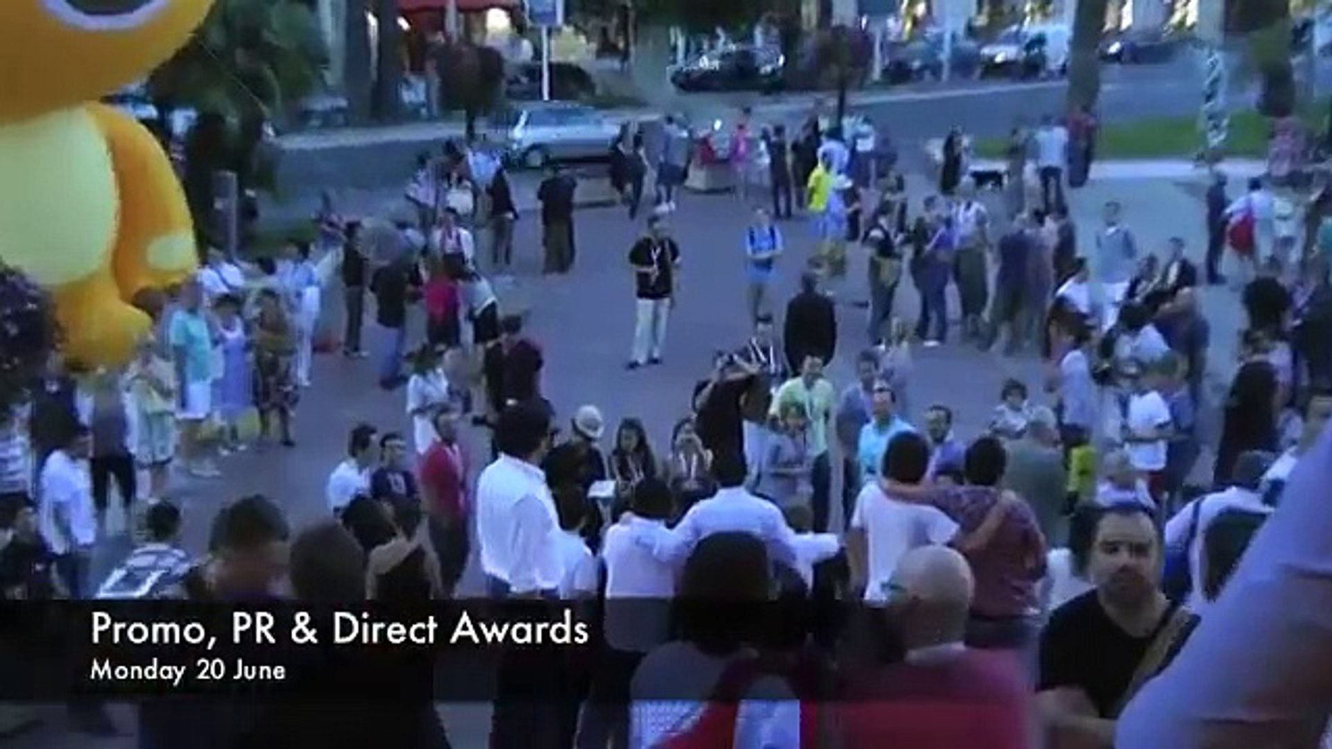 Победители 2011 года:Promo, PR & Direct Awards. Monday 22 June