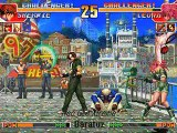 king of fighters KOF 97 neo geo Bug 2