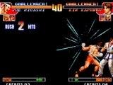 king of fighters KOF 97 neo geo