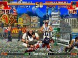 king of fighters KOF 97 neo geo Bug 1