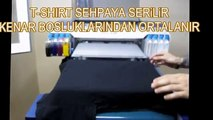 Dikili T-Shirt Dijital Baskı Makinesi POWERJET 1 / Digital T-Shirt Printer