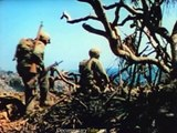 WWII in COLOR | At the Sands of Iwo Jima | 1944 (720p)