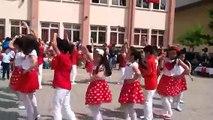 Samime Talat İlköğretim Okulu 23 Nisan Gösterisi
