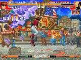 king of fighters KOF 97 neo geo Combos 1