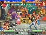 king of fighters KOF 97 neo geo Combos 3