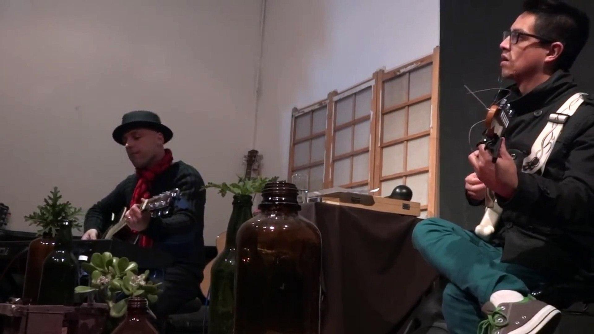 Jony Calleja - (Ciclo Alrededor de la Fogata, 25-07-2014)