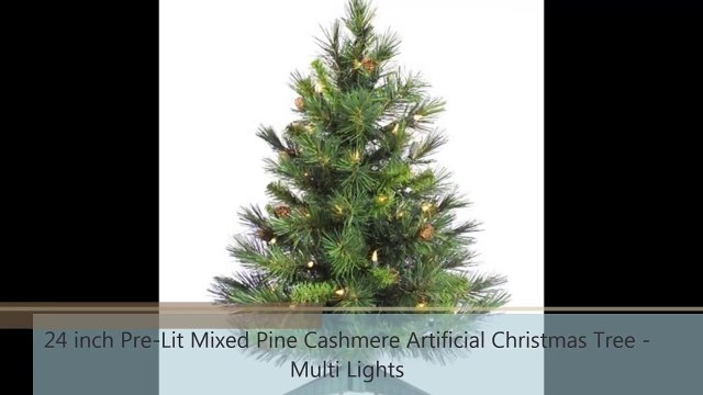 Most Realistic Artificial Christmas Trees  Under 3 feet| 2-3 foot artificial christmas trees