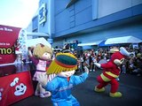 Video Jollibee and friends Dancing @ Jollibee Davao FunRun(01-29-12)