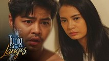 Tubig at Langis: Natoy pushes Clara out of his room
