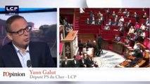 """François Fillon : """"C'est le symbole du quinquennat de François Hollande, imposture et incompétence"""""""