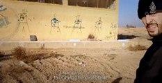 Brahim Abdeslam vise François Hollande dans un clip de propagande de Daesh (vidéo)
