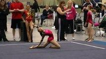 Emma - 2013 Level 8 Region 1 Gymnastics Championships