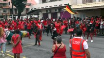 carnaval Cayenne mardi gras, 17 février 2015   Kassialata