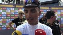 """Alaphilippe : """"J'attends la 5e étape avec impatience"""""""