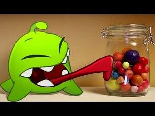Om Nom et le Bocal de bonbons | Dessin Animé pour les enfants | Om Nom en Français | Épisode 8