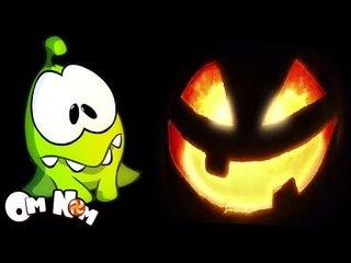 Les Histoires d'Om Nom: La Fête de Halloween | Dessin Animé pour les enfants | Épisode 5