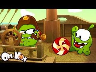 Le Vaisseau Pirate   Dessin Animé pour les Enfants   Om Nom French Episodes   Épisode 14