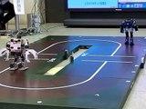 第19回熱田の森ロボット競技会 歩行ロボット部門 2足型の部 第2試合 第2走行