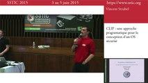 Découvrir le système d'exploitation sécurisé CLIP - SSTIC 2015