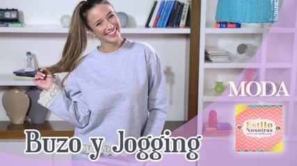 Buzo y Jogging by Ornella Griffa | Estilo Nosotras