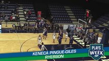 OUA Plays of the Week: December 1, 2015