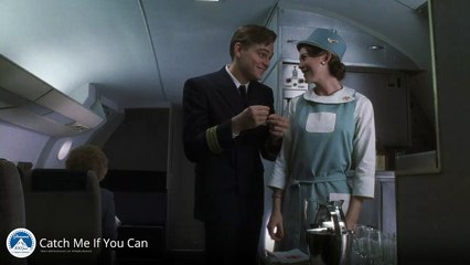 Catch me if you can - Leonardo DiCaprio & Ellen Pompeo