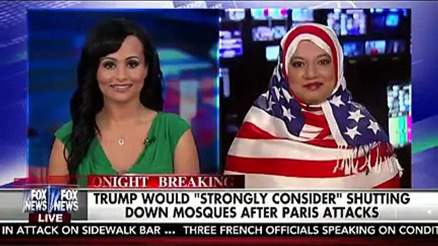 Saba Ahmed joins the Kelly File 11.17.15